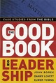 The Good Book on Leadersh