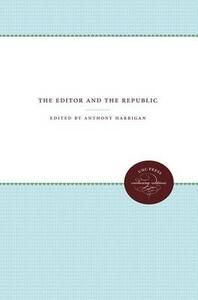 The Editor and the Republic - cover