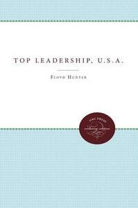 Top Leadership, U.S.A. - Floyd Hunter - cover