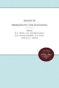 Essays in Probability and Statistics - cover