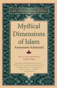 Mystical Dimensions of Islam - Annemarie Schimmel - cover