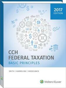 Federal Taxation - 2017 - cover