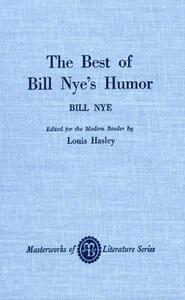 The Best of Bill Nye's Humor - Bill Nye - cover