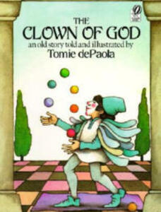 Clown of God - Tommie DePaola - cover