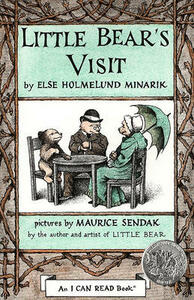 Little Bear's Visit - Else Holmelund Minarek - cover