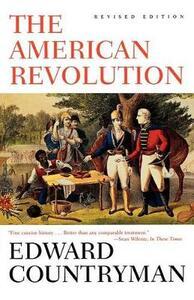 American Revolution - Edward Countryman - cover