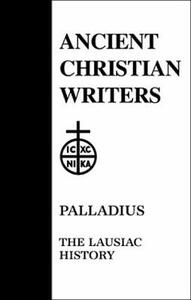 Lausiac History - Palladius - cover