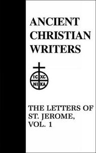The Letters - Saint Jerome - cover