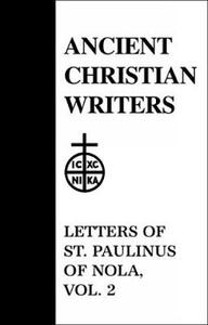 Letters - Paulinus of Nola,St. - cover
