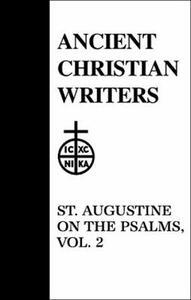 On the Psalms - Edmund Augustine - cover