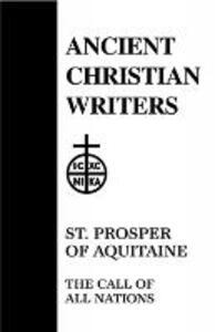 Prosper, St. of Aquitaine - St Prosper Aquitaine - cover