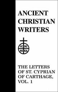 Letters - St.Cyprian - cover