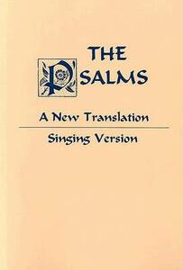 Psalms -New Trans -Singing Ver - cover