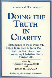 Doing the Truth in Charity - cover