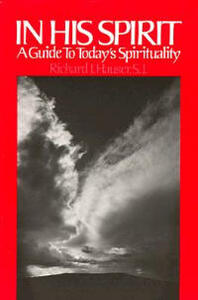 In His Spirit: A Guide to Today's Spirituality - Richard Hauser - cover