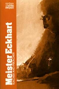 Meister Eckhart: Teacher and Preacher - Bernard McGinn,etc. - cover