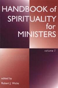 Handbook of Spirituality for Ministers - cover
