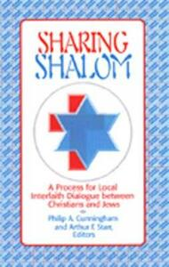 Sharing Shalom: A Process for Local Interfaith Dialogue Between Christians and Jews - cover