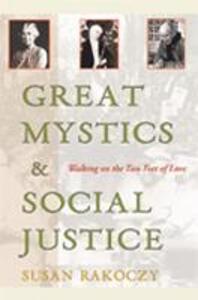 Great Mystics - Susan Rakoczy - cover