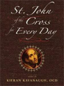 Saint John of the Cross for Every Day - Marcelle Auclair - cover