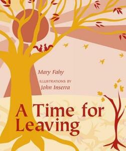 A Time for Leaving - Mary Fahy - cover