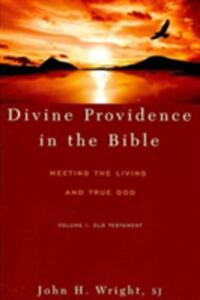 Divine Providence in the Bible: Meeting the Living and True God: Volume 1: Old Testament - John H Wright - cover