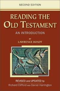 Reading the Old Testament: An Introduction - Lawrence Boadt - cover