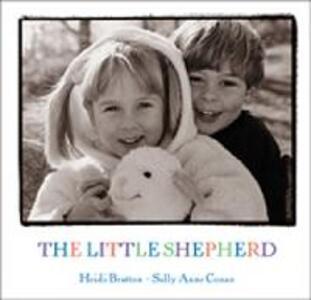 The Little Shepherd - Sally Anne Conan - cover