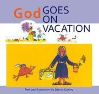 God Goes on Vacation - Edwina Gateley - cover