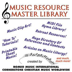 Music Resource Master Library - Paulist Press - cover