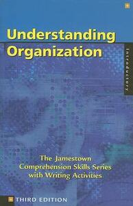 Comprehension Skills: Understanding Organization (Introductory) - McGraw-Hill Education - cover
