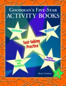 Activity Bk a Goodman Five Star - Burton Goodman - cover