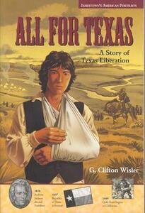 American Portraits: All for Texas - McGraw-Hill - cover