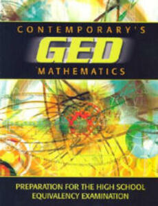 GED Satellite: Mathematics - Contemporary - cover