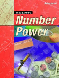 Jamestown's Number Power: Advanced - McGraw-Hill Education - cover
