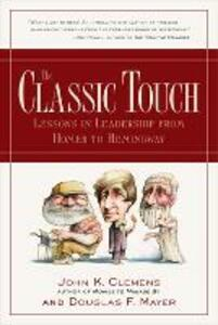 The Classic Touch - Douglas Mayer,John Clemens - cover