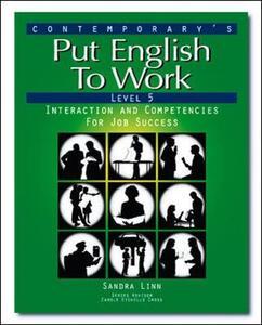 Put English to Work - Low Advanced - Janet Podnecky,Carole Etchells Cross,Sandra Linn - cover