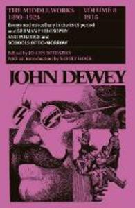 The The Collected Works of John Dewey - John Dewey - cover