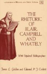 The Rhetoric of Blair, Campbell, and Whately - cover