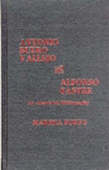 Antonio Buero Vallejo and Alfonso Sastre: An Annotated