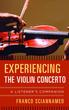 Experiencing the Violin Concerto: A List