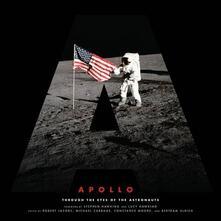 Apollo: Through the Eyes of the Astronauts - Robert Jacobs - cover