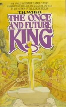 The Once and Future King - T H White - cover