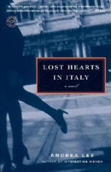 Lost hearts in Italy - Andrea Lee - copertina