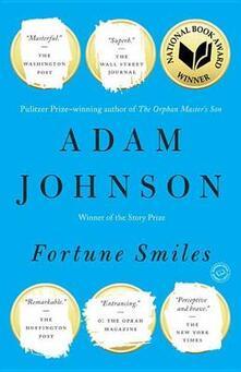 Fortune smiles - Adam Johnson - copertina