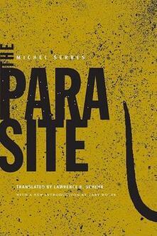 The Parasite - Michel Serres - cover