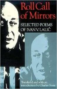 Roll Call of Mirrors - Ivan V. Lalic - cover