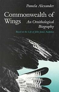 Commonwealth of Wings - Pamela Alexander - cover