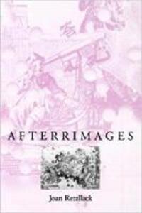 Afterrimages - Joan Retallack - cover