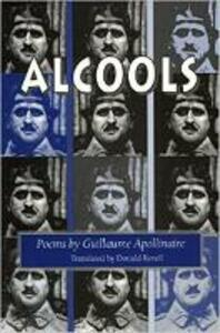 Alcools: Poems - Guillaume Apollinaire - cover